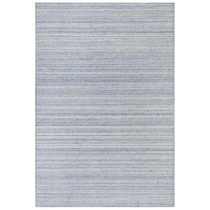 """Liora Manne Dakota Stripe Indoor/Outdoor Rug Blue 7'6""""X9'6"""""""