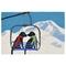 """Liora Manne Frontporch Ski Lift Love Indoor/Outdoor Rug Winter 20""""X30"""""""