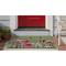 """Liora Manne Frontporch Goldfinch Indoor/Outdoor Rug Green 20""""X30"""""""