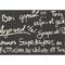"""Liora Manne Frontporch Bistro Indoor/Outdoor Rug Slate 30""""X48"""""""