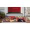 """Liora Manne Frontporch Bar Patrol Indoor/Outdoor Rug Port 30""""X48"""""""