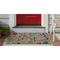"""Liora Manne Frontporch Glazed & Amused Indoor/Outdoor Rug Multi 30""""X48"""""""