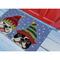 """Liora Manne Frontporch Best In Snow Indoor/Outdoor Rug Blue 30""""X48"""""""