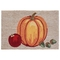 """Liora Manne Frontporch Pumpkin Indoor/Outdoor Rug Neutral 30""""X48"""""""