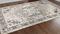 """Liora Manne Hampton Heriz Indoor Rug Grey 7'10""""X9'10"""""""