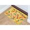 "Liora Manne Illusions Song Birds Indoor/Outdoor Mat Green 23""X35"""