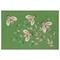 "Liora Manne Illusions Bees Indoor/Outdoor Mat Green 23""X35"""