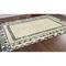 """Liora Manne Jasmine Mosaic Indoor Rug Ivory 39""""X57"""""""