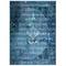 "Liora Manne Marina Kermin Indoor/Outdoor Rug Blue 39""X59"""