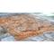 "Liora Manne Marina Kashan Indoor/Outdoor Rug Amber 39""X59"""
