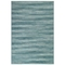 "Liora Manne Marina Stripes Indoor/Outdoor Rug Aqua 39""X59"""
