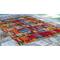 "Liora Manne Marina Paintbox Indoor/Outdoor Rug Multi 4'10""X7'6"""