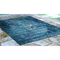 "Liora Manne Marina Kermin Indoor/Outdoor Rug Blue 4'10""X7'6"""
