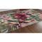 "Liora Manne Marina Tropical Floral Indoor/Outdoor Rug Multi 4'10""X7'6"""