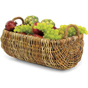 Cottage Kitchen Basket