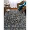 "Liora Manne Monaco Scroll Indoor Rug Navy 5'X7'8"""