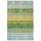 "Liora Manne Piazza Textured Stripe Indoor Rug Sea Breeze 7'6""X9'6"""