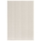 """Liora Manne Plymouth Texture Stripe Indoor/Outdoor Rug Taupe 39""""X59"""""""