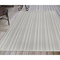 "Liora Manne Plymouth Texture Stripe Indoor/Outdoor Rug Silver 4'10""X7'6"""