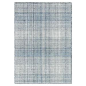 """Liora Manne Preston Plaid Indoor/Outdoor Rug Blue 24""""X36"""""""
