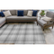 Liora Manne Preston Plaid Indoor/Outdoor Rug Silver 5'X7'6""