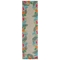 "Liora Manne Ravella Tropical Indoor/Outdoor Rug Neutral 24""X8'"