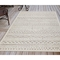 "Liora Manne Rialto Tribal Stripe Indoor/Outdoor Rug Ivory 4'10""X7'6"""