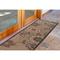 """Liora Manne Riviera Floral Vine Indoor/Outdoor Rug Tan 23""""X7'6"""""""