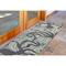 "Liora Manne Riviera Tako Indoor/Outdoor Rug Navy 23""X7'6"""