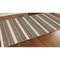 """Liora Manne Riviera Stripe Indoor/Outdoor Rug Tan 7'10""""X9'10"""""""