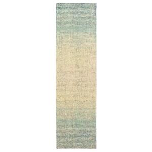 """Liora Manne Savannah Horizon Indoor Rug Pastel 24""""X7'6"""""""