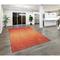 """Liora Manne Savannah Horizon Indoor Rug Saffron 7'6""""X9'6"""""""