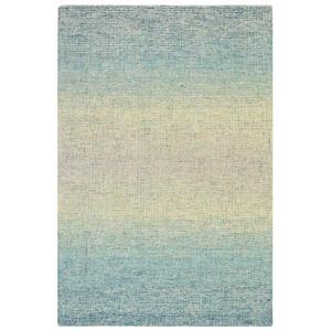 """Liora Manne Savannah Horizon Indoor Rug Pastel 7'6""""X9'6"""""""