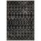 """Liora Manne Trek Tribal Indoor Rug Charcoal 7'10""""X9'10"""""""