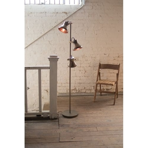 Floor Lamp With Three Shades