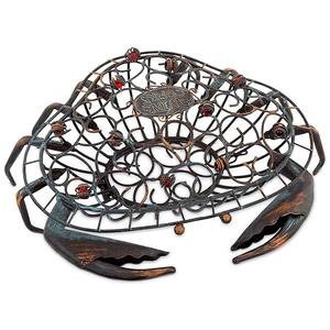 Crab Wine Cork Cage