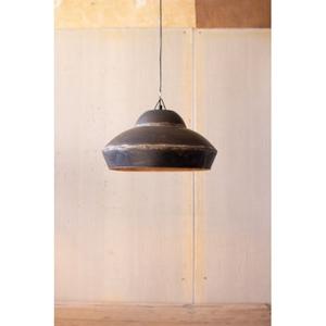 Iron Dome Pendant Light