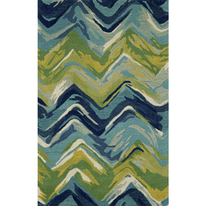Chevron Playa Rug