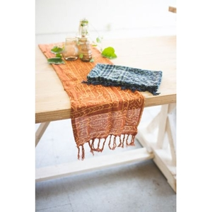 Boho Table Runners - One Each Color, Set of 2