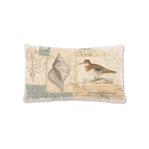 Shorebirds Oblong Pillow