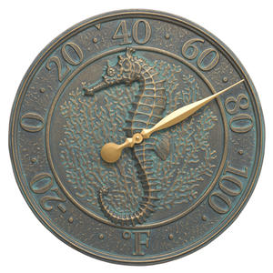 """Seahorse 16"""" Thermometer"""