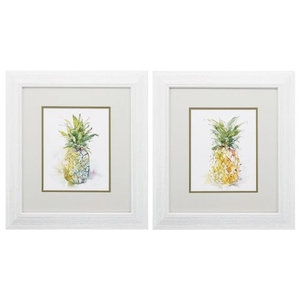 Delicious Ripe Set of 2 Framed Beach Wall Art