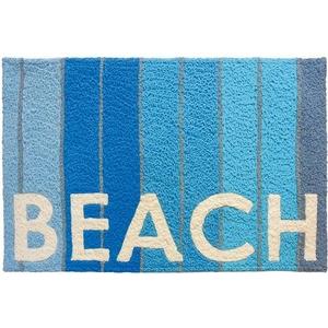 """Beach Indoor/Outdoor Rug, 20"""" X 30"""""""