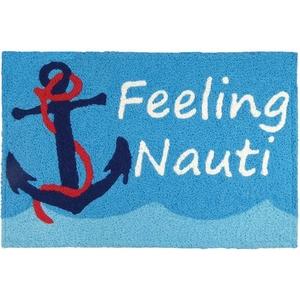 """Feeling Nauti Indoor/Outdoor Rug, 20"""" X 30"""""""