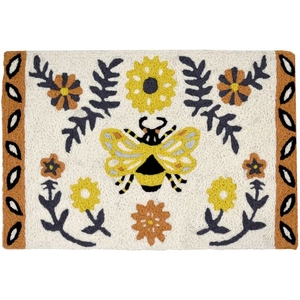 """Quilting Bee Indoor/Outdoor Rug, 20"""" X 30"""""""