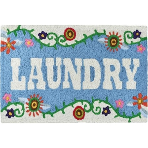 "Laundry Room Indoor/Outdoor Rug, 20"" X 30"""