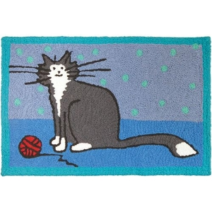 "It's A Kitty Thing Indoor/Outdoor Rug, 20"" X 30"""