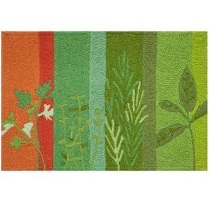"""Herbs De Provence Indoor/Outdoor Rug, 20"""" X 30"""""""