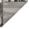 """Liora Manne Aurora Vista Indoor Rug Grey 4'10""""X7'6"""""""