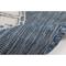 "Liora Manne Carmel Seaturtles Indoor/Outdoor Rug Navy 7'10"" RD"